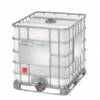 Reconditioned, for food, IBC container, with UN