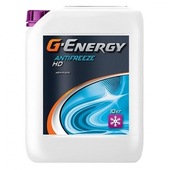 G-ENERGY ANTIFREEZE HD